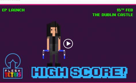 High Score Jez